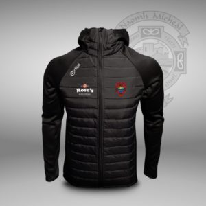 St Michael's GAA – Multi Quilted Jacket