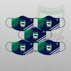 Pack of 5 Face Masks – All Proceeds Going Towards Sean Mac Cumhaills Club