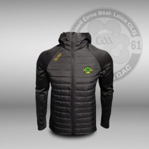 Erne Gaels GAA – Multi Quilted Jacket