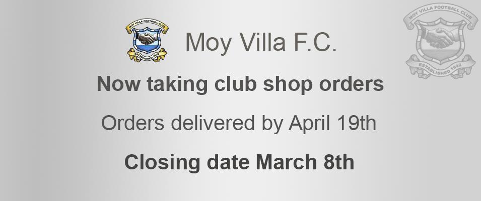 Moy Villa F.C.