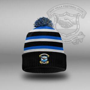 Moy Villa F.C. – Bobble Hat