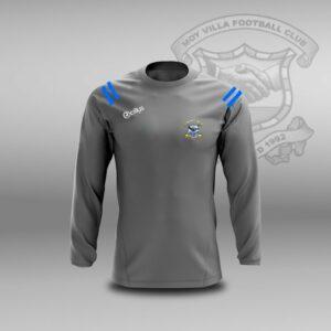 Moy Villa F.C. – Crew Neck Jumper