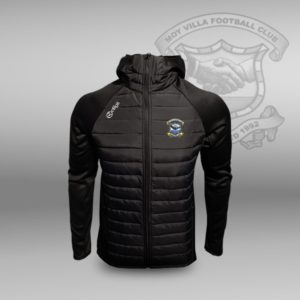 Moy Villa F.C. – Multi Quilted Jacket