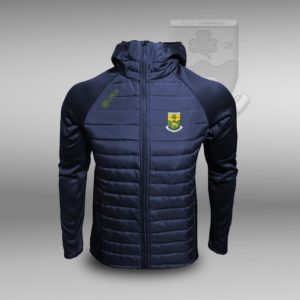 St Mary's Convoy GAA – Multi Quilted Jacket