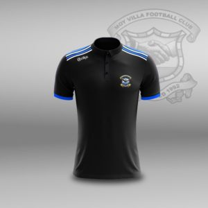 Moy Villa F.C. – Polo T- Shirt