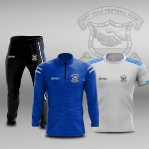 Moy Villa F.C. – Adult Bundle One