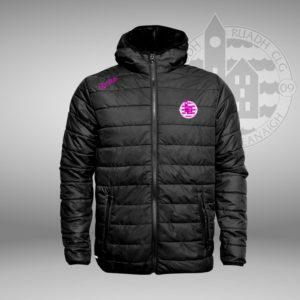 Aodh Ruadh – Ladies/Girls OR23 Puffer Jacket