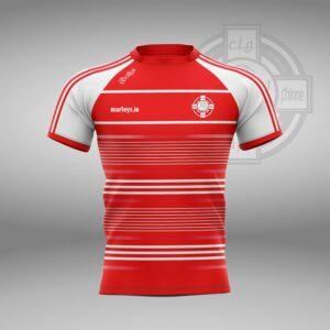 Glenfin GAA – Training Jersey Red