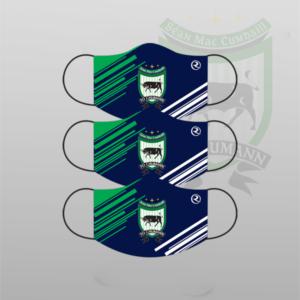 Pack of 3 Face Masks – All Proceeds Going Towards Sean Mac Cumhaills Club
