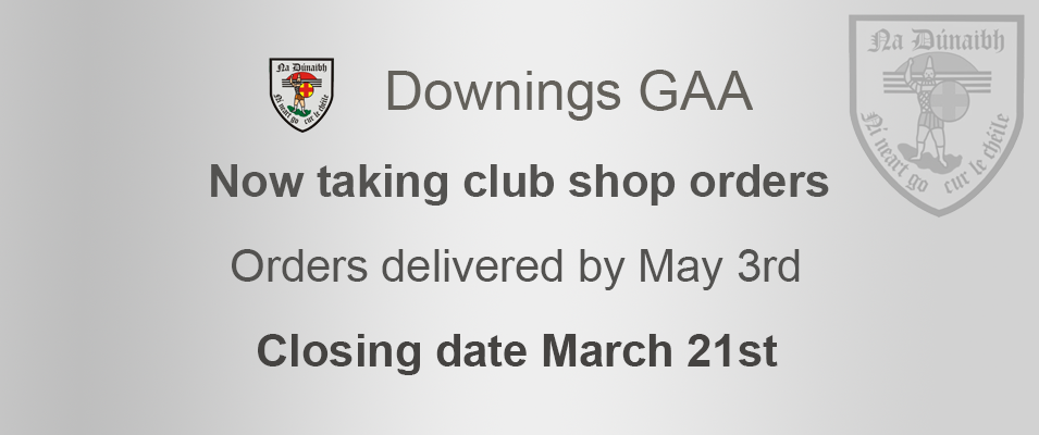 Downings GAA