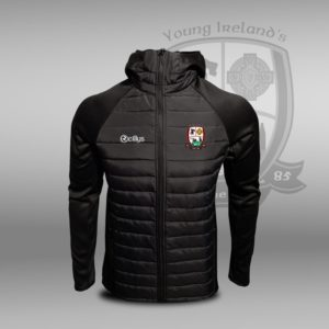 Young Irelands GFC – Multi Quilted Jacket