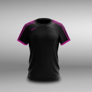 Lightweight Training T- Shirt Pink