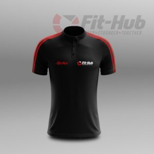 FitHub – Polo T-Shirt