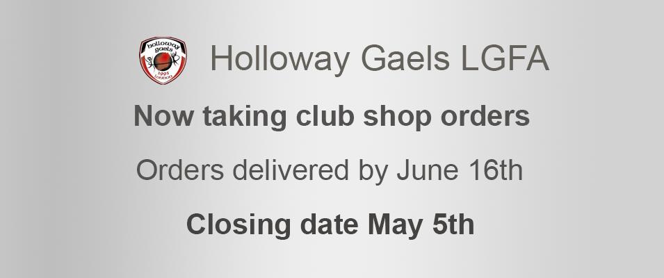 Holloway Gaels GAA