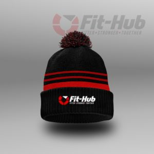 FitHub – Bobble Hat