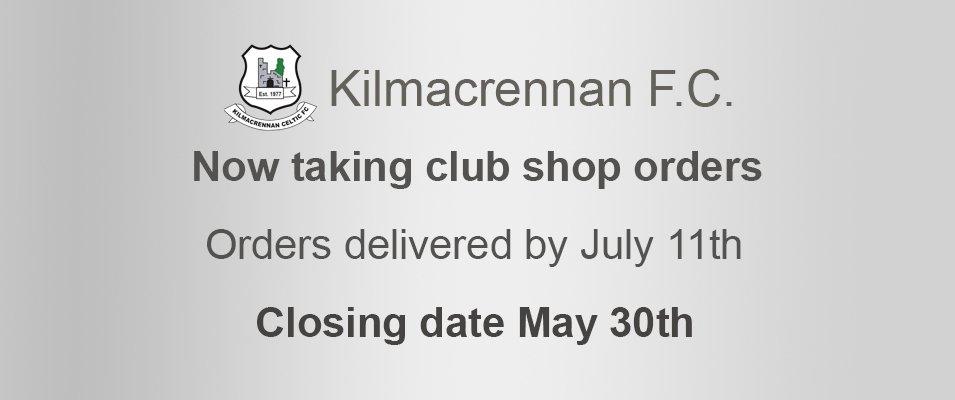 Kilmacrennan F.C