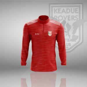 Keadue Rovers F.C. – Half Zip