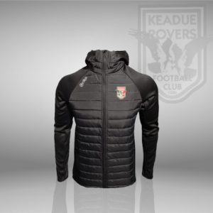 Keadue Rovers F.C. – Multi Quilted Jacket