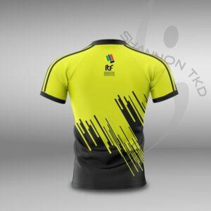 Shannon Taekwondo – Yellow Jersey