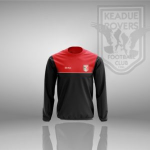 Keadue Rovers F.C. – Windcheater