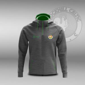 Cockhill Celtic F.C. – Half Zip Hoodie