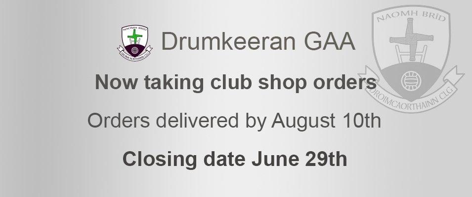 Drumkeeran GAA