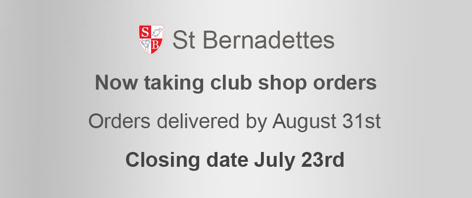 St Bernadettes School