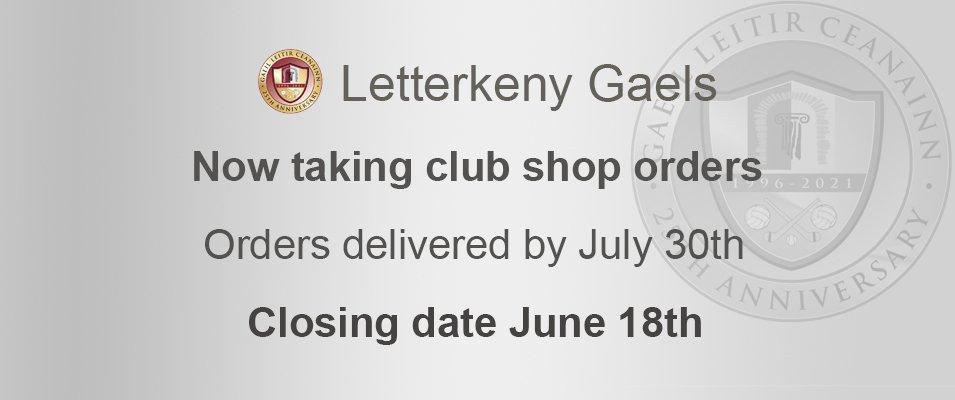 Letterkenny Gaels GAA