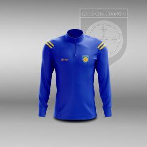 CLG Chill Chartha – Royal Blue Half Zip
