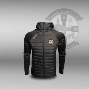 Naomh Ultan GAA – Multi Quilted Jacket
