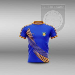 CLG Chill Chartha – Blue Training Jersey