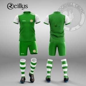 Cockhill Celtic F.C. – Adult Training Kit