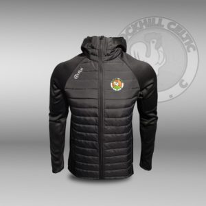 Cockhill Celtic F.C. – Multiquilted Jacket