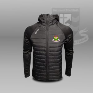 Gairmscoil Chú Uladh – Multi Quilted Jacket