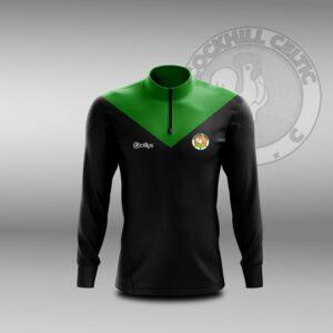 Cockhill Celtic F.C. – Coaches Half Zip
