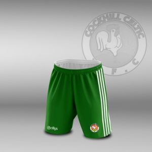 Cockhill Celtic F.C. – Playing Shorts