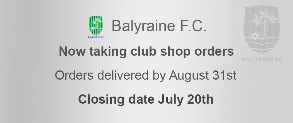 Ballyraine F.C.