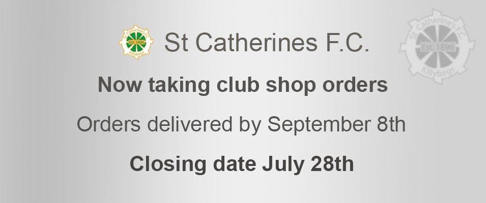 St Catherines F.C