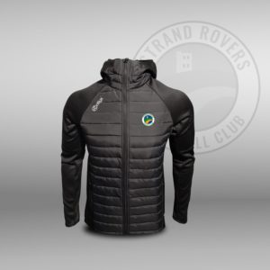 Strand Rovers F.C. – Multiquilted Jacket