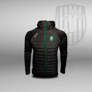 Ballyraine F.C. – Multiquilted Jacket