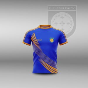CLG Chill Chartha – Blue Training Jersey LGFA