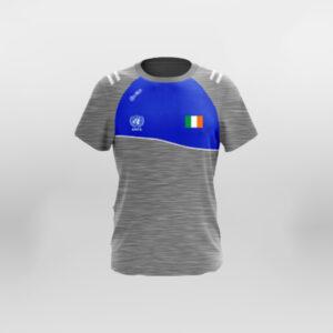 119th BN – Round Neck T-Shirt